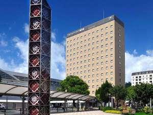 ホテルアービック鹿児島:【ホテル外観】