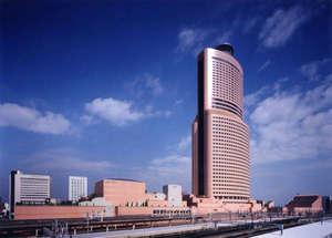 オークラアクトシティホテル浜松 外観