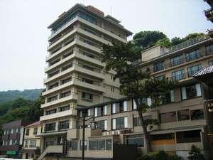 北川温泉ホテル 外観