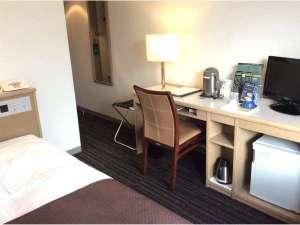 新大阪サニーストンホテル:ワンランクアップのプレミアムルームて快適なSTAYを♪