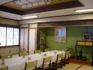 田政旅館:宴会場