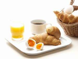R&Bホテル神戸元町:あつあつ焼きたてパン、スープ、絶品ゆで玉子とメニューも充実!