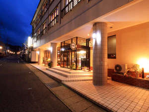 中ノ沢温泉 強酸性の薬湯 平澤屋旅館の写真