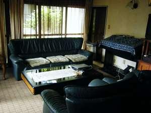 中村屋旅館:喫煙室
