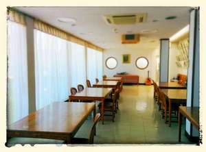 Gardenia Lodge:Cateen