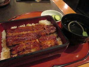 【いちのや】江戸時代から有名な「うなぎ料理」が絶品。蒲焼の油とタレが最高。アトレ川越内に支店あり。