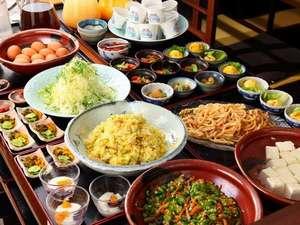 FORZA ホテルフォルツァ大分【リッチモンドホテルズ】:FORZA自慢の朝食。朝からエネルギー補給バッチリです!