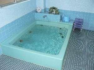 ふれ愛の宿 やすらぎ:浴場