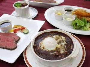 ホテルコンチネンタル:【レストランFILLY】 ランチ一例