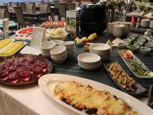 ホテルコンチネンタル:自然派レストラン東北牧場 朝食バイキング