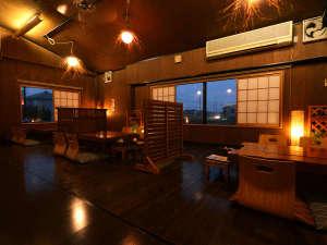 南九十九里 寛ぎの宿 東松館:多種多様なメニューで人気♪併設の「居料理(いろり)や」