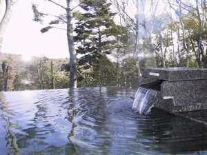 東急バケーションズ伊豆高原:高原を眺める温泉大浴場