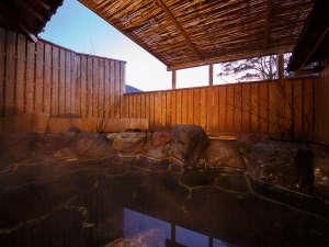 湯布院旅館ただいま:男性用露天風呂