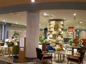 Hotel&SPA JNファミリー相模原:休憩スペース