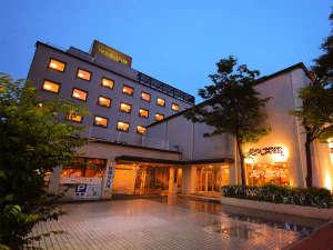 【グリーンホテルYes近江八幡】露天風呂 大浴場&名物朝カレーの写真