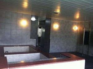 ビジネスイン関内:大浴室