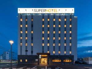スーパーホテル仙台空港インター 天然温泉源氏翼の湯8月26日OPENの写真