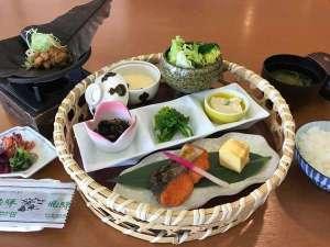 ダイヤモンド下呂温泉ソサエティ:【朝食レストラン】和食イメージ写真
