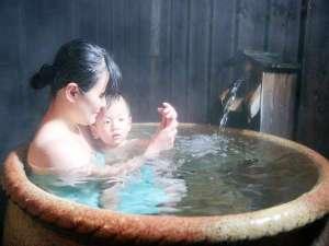 清次郎の湯 ゆのごう館~赤ちゃん・3世代旅行に優しい料理旅館:☆貸し切り風呂もご予約いただけます。