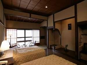 湯の宿 花小道:206号室 トリプル(風呂付)