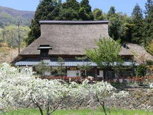 茅葺の里 白谷荘の写真