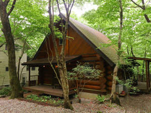 ログコテージ 茶臼の森の写真