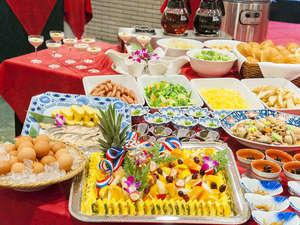 岡山ロイヤルホテル:ご朝食バイキング ※料理は季節によって内容が変わります。ご了承ください。