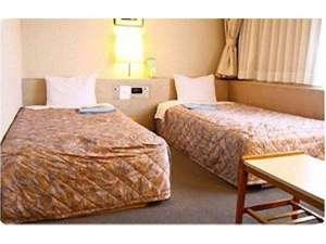 新狭山第一ホテル:ツインルーム2名様利用のお部屋です