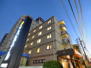 アパホテル<伊勢原駅前>の写真