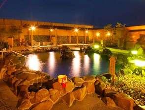 キャッスルイン仙台:【大江戸温泉物語・露天風呂・岩風呂】※露天風呂は別途入湯税¥150かかります。