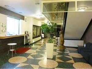 ホテル明建:フロント