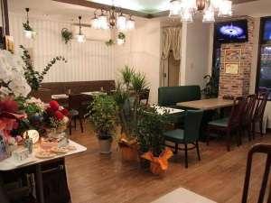 ホテル明建:当館レストラン