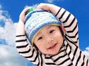 湯野浜温泉 竹屋ホテル:子供写真