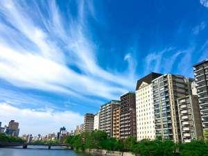 ホテルJALシティ広島:外観