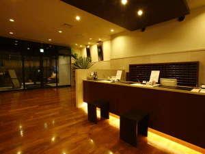 サットンホテル博多シティ(旧サットンプレイスホテル博多):FRONT