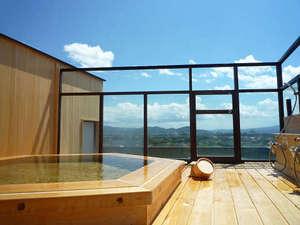 飯坂温泉 展望露天風呂の宿 湯乃家