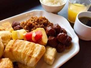 ヴィアイン心斎橋:朝食