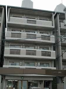 ウィークリーマンション・インパクト8:閑静な住宅地にあります。
