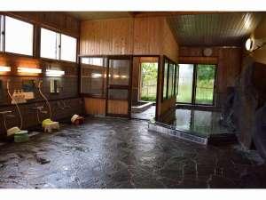 白馬Valleyの温泉宿 アルペンルートホテル:大浴場