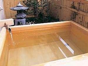 旅館 紅葉(こうよう):全て趣がことなる露天風呂付き客室(一例)