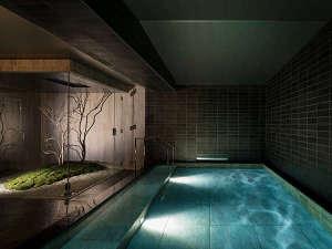 京都グランベルホテル:大浴場「KOMOREBI こもれび」(女湯)