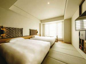 京都グランベルホテル:和室プレミアツイン