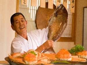 越前寿し料理の宿 鮨一