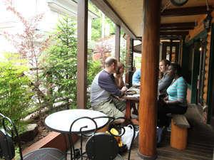 山と自然と温泉を愛する人の宿 ホテルモルゲンロート有馬温泉:「グリル六甲」モルゲンロート1階にあるレストラン。ステーキがおすすめ
