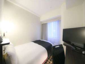 アパホテル<浅草蔵前>:■シングルルーム【10㎡・120cmベッド】