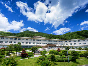 ドラマチックな自然体験に出逢える高原ホテル 三瓶温泉さひめ野の写真