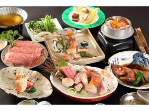 旅亭 雲静庵:料亭クラスの本格的な魚料理
