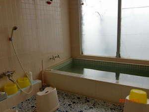 鳥取マリンクラブ:浴室
