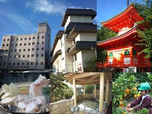 紀三井寺温泉 花の湯 ガーデンホテルはやしの写真