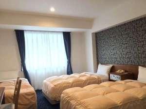 グリーンヒルホテルアーバン:トリプルルーム